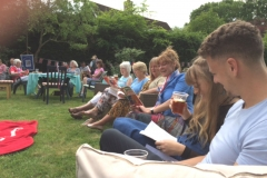 Hymns and Pimms 2